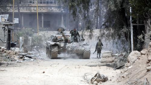 """Frappes en Syrie : attention aux """"dommages collatéraux"""", prévient un expert"""