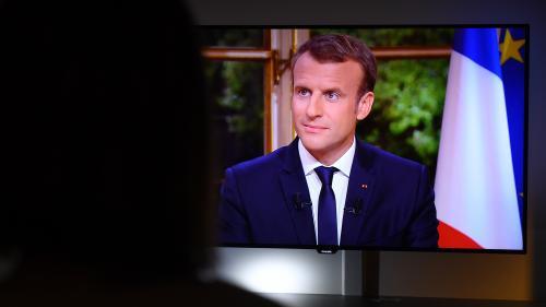 """DIRECT. Emmanuel Macron invité du """"13 heures"""" de Jean-Pierre Pernaut sur TF1 : le chef de l'Etat est arrivé dans le village de Berd'huis"""