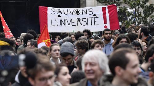 """TRIBUNE. """"28% de réussite à la fac ? Çasuffit, il faut agir !"""" : une cinquantaine de vice-présidents d'université défendent la réforme Vidal"""