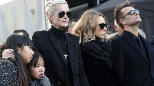 Héritage Hallyday : la justice ordonne le gel des biens de l'artiste, mais refuse à Laura et David un droit de regard sur le dernier album de leur père