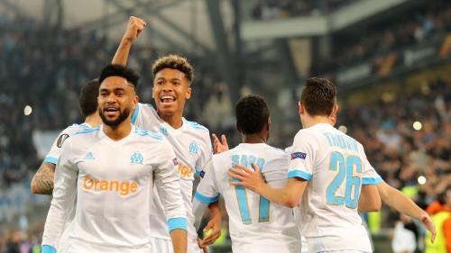Foot : Marseille rencontrera Salzbourg en demi-finale de la Ligue Europa