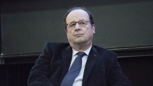 """Les frappes en Syrie sont """"justifiées"""" mais ne peuvent suffire, selon François Hollande"""