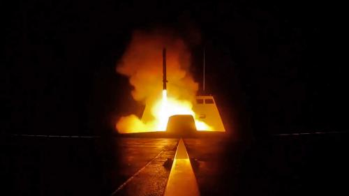 Frappes en Syrie: la France a lancé pour la première fois des missiles de croisière navals