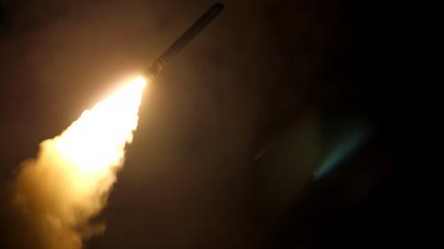 VIDEO. Syrie : le film des frappes occidentales contre l'arsenal chimique du régime