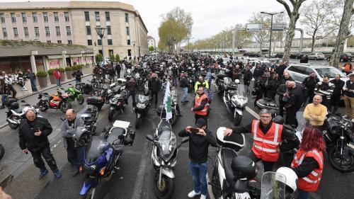 Limitation de la vitesse à 80 km/h: plus de 1000 motards et automobilistes ont manifesté en Auvergne-Rhône-Alpes Nouvel Ordre Mondial, Nouvel Ordre Mondial Actualit�, Nouvel Ordre Mondial illuminati
