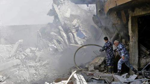 """Armes chimiques, rôle de Damas: les """"preuves"""" détenues par l'Occident étaient-elles suffisantes pour frapper la Syrie?"""