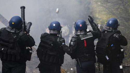 DIRECT. Notre-Dame-des-Landes : retour au calme après des heurts en marge d'un rassemblement de soutien aux zadistes