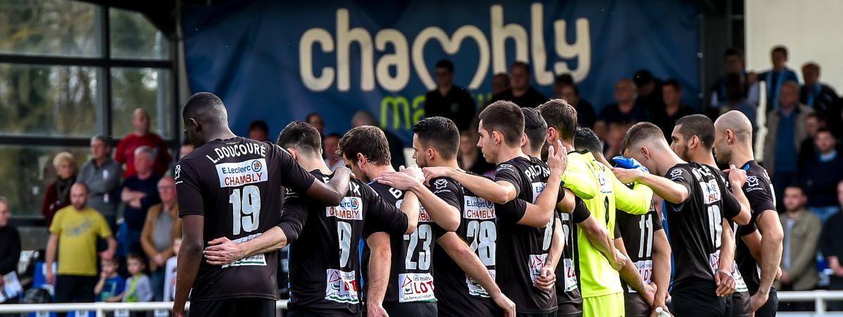 Chambly une demi finale de coupe de france en hommage - Demi final coupe de france ...