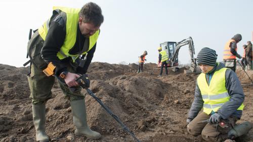 Allemagne: un enfant découvre le trésor d'un roi danois du Xe siècle