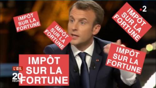 "VIDEO. ISF : les ""carabistouilles"" d'Emmanuel Macron"