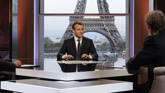 Le brief éco. Emmanuel Macron, chantre de l'intergénérationnel Nouvel Ordre Mondial, Nouvel Ordre Mondial Actualit�, Nouvel Ordre Mondial illuminati