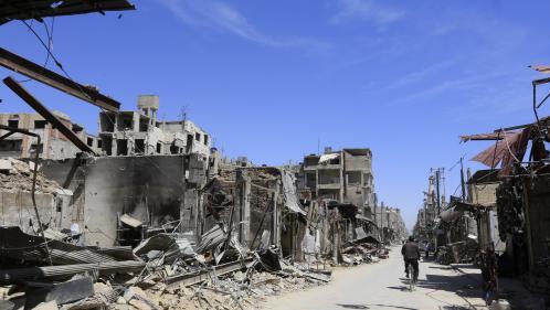 Syrie : les experts chargés d'enquêter sur l'utilisation éventuelle d'armes chimiques attendus à Douma mercredi