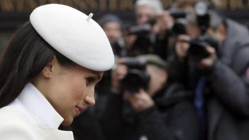 Thé avec la reine, stage commando... Comment Meghan Markle se prépare pour son mariage royal avec le prince Harry