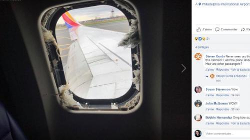 VIDEO. Etats-Unis : le moteur d'un avion explose dans les airs