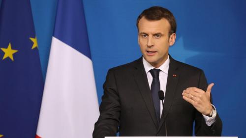 Elections européennes : Emmanuel Macron lance sa pré-campagne dans les Vosges