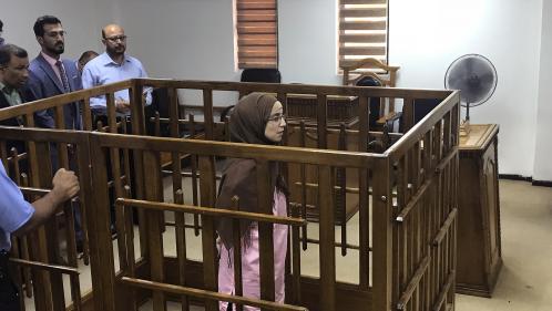 Irak : une jihadiste française condamnée à la prison à perpétuité