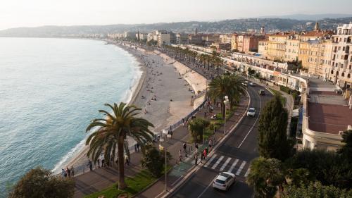 Nice : retour du feu d'artifice sur la promenade des Anglais en 2019