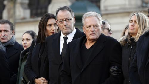 André Boudou, le père de Laeticia Hallyday, victime d'un infarctus