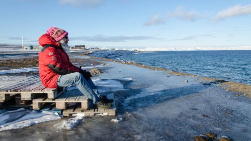On est allé dans la ville la plus au nord du monde et les effets du réchauffement climatique font froid dans le dos
