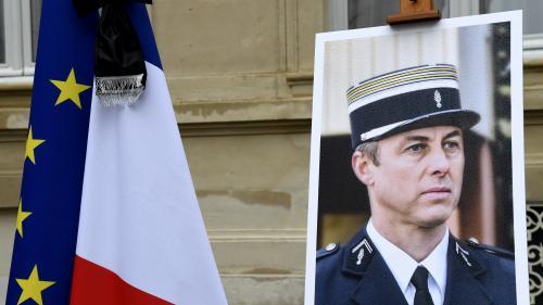 La mère d'Arnaud Beltrame dément avoir interdit aux municipalités FN de baptiser une rue en hommage à son fils