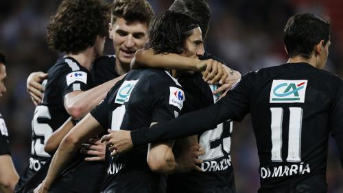 Coupe de France : le PSG bat Caen 3 à 1 et rejoint Les Herbiers en finale