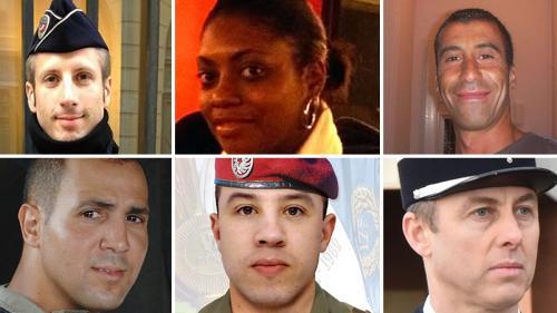 nouvel ordre mondial   Xavier Jugelé, Imad Ibn Ziaten, Clarissa Jean-Philippe... Ces représentants des forces de l'ordre qui ont perdu la vie dans des attaques terroristes