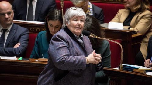 VIDEO. Loi Asile et immigration : échanges tendus à l'Assemblée entre la ministre Jacqueline Gourault et les députés LR