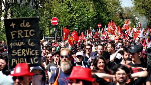 DIRECT. Mobilisation interprofessionnelle : 15300manifestants ont défilé à Paris, contreprèsde50 000 il y a un mois