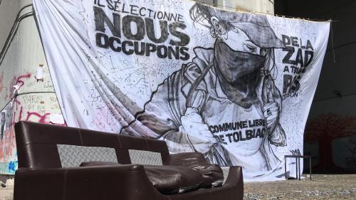 Etudiants, chômeurs, militants... On a rencontré lesoccupants de Tolbiac