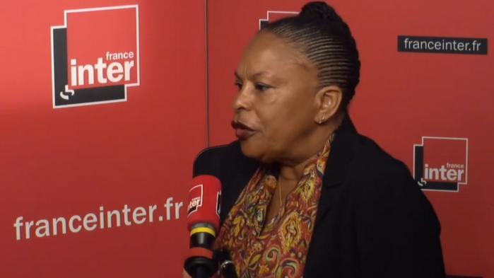 """Le projet de loi Asile et immigration : """"Avec 66millions de personnes, nous pouvons accueillir 24000 personnes"""", lance Christiane Taubira"""