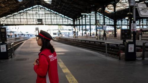 VIDEO. La grève à la SNCF touche aussi les commerçants à proximité des gares