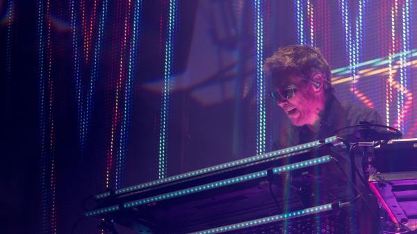 """Jean-Michel Jarre à Coachella : """"Mon concert a été salué au même niveau que Beyoncé"""""""