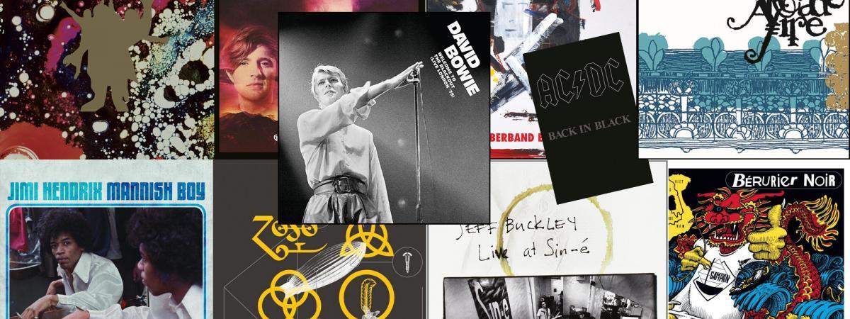 8870524715f028 Dix vinyles collector à traquer pour le Disquaire Day 2018.