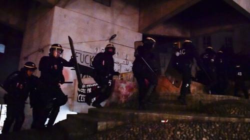Université : Tolbiac évacuée par les forces de l'ordre