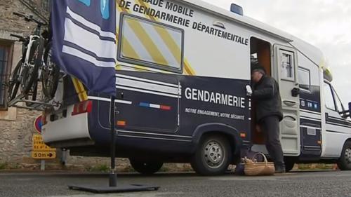 nouvel ordre mondial | Vienne : des gendarmes en camping-car