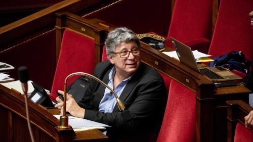 Entarté en pleine rue, le député La France insoumise Éric Coquerel annonce qu'il va porter plainte