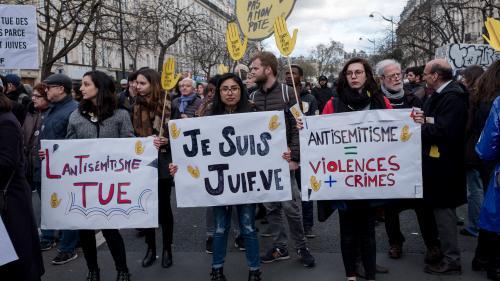 """Plus de 300 personnalités signent un virulent manifeste """"contre le nouvel antisémitisme"""""""