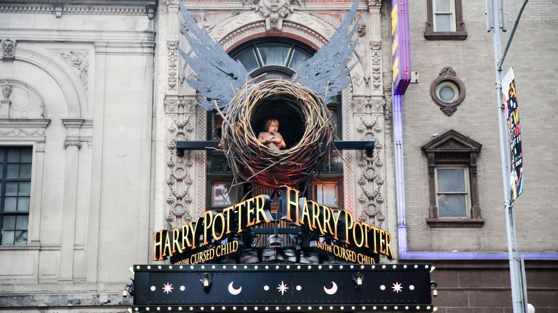 """À New York, Broadway accueille """"Harry Potter et l'enfant"""
