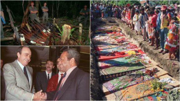 nouvel ordre mondial | Le journal des Outre-mers. Il y a 30 ans, les événements sanglants d'Ouvéa en Nouvelle-Calédonie