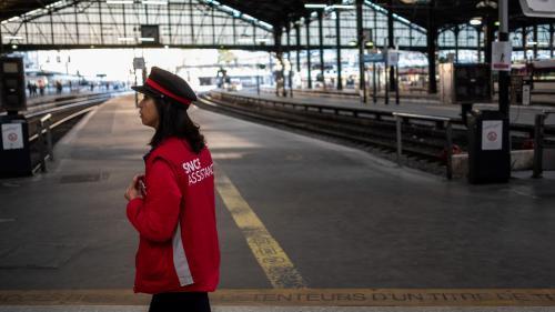 """""""La grève s'érode"""", assure la SNCF : 2 TGV sur 5, 3 TER et Transilien sur 7 et 3 Intercités sur 10 circuleront lundi"""