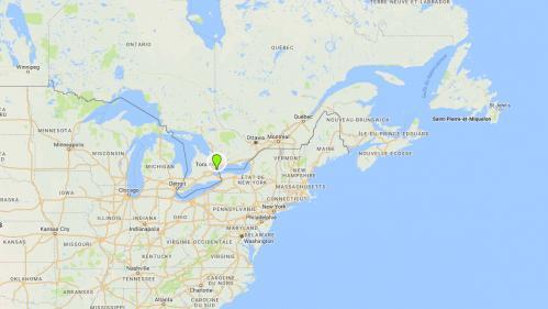 Canada : une camionnette renverse des piétons à Toronto, le conducteur arrêté
