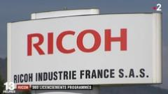 Ricoh : 360 licenciements programmés en France