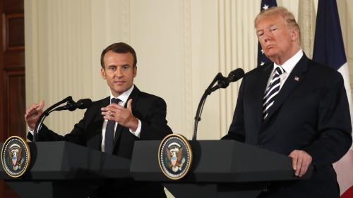 Nucléaire iranien : ce qu'il faut savoir de l'accord actuel (et du futur texte voulu par Emmanuel Macron)