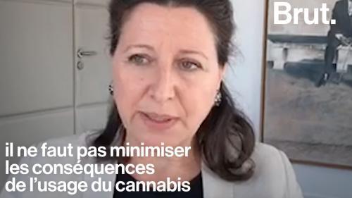"""VIDEO - Dépénalisation : Pour Agnès Buzyn : """"On ne peut pas donner le signal que le cannabis est sans danger."""""""