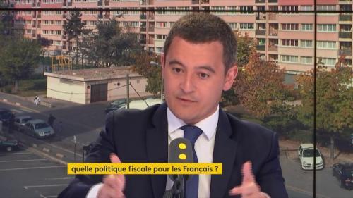 """SNCF: la reprise de la dette se fera """"sans augmentation d'impôt"""", assure Gérald Darmanin"""