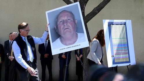 """Qui est le """"tueur du Golden State"""" qui a terrifié l'Amérique à la fin des seventies ?"""