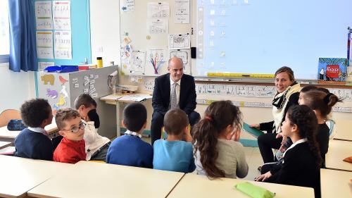 Méthode syllabique, dictée quotidienne... Ce qu'il faut retenir des conseils de Blanquer aux enseignants du primaire