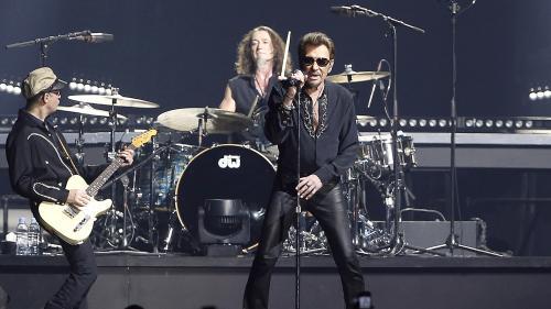 L'album posthume de Johnny Hallyday désormais annoncé pour novembre