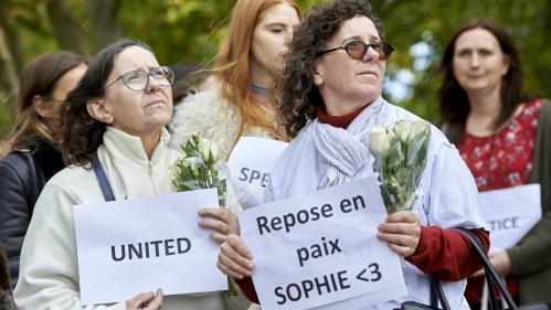 """Meurtre de Sophie Lionnet: en pleurs, l'accusée avoue l'avoir frappée """"très fort"""""""