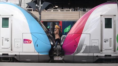 Grève à la SNCF : 1 TGV sur 2, 1 Intercités sur 3, 2 TER sur 5 et 3 Transilien sur 5 prévus dimanche